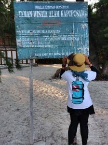 Taman Nasional Pulau Kapoposan