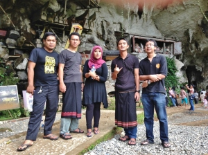 Toraja trip full team!
