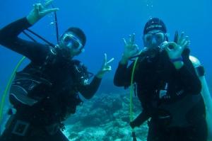 underwater banker ini namanya. hahaha