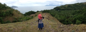 gorgeous hill around Ende, Flores
