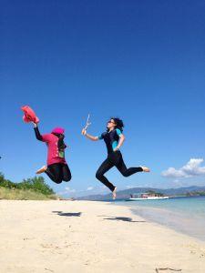 you jump, i jump!