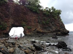 the infamous Pintu Kota
