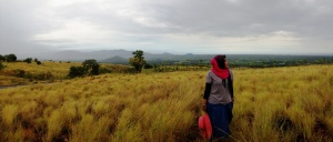 in the middle of Ende and Riung
